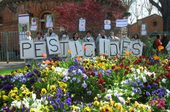 Manisfestation anti-pesticides