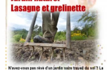 Affiche Atelier Jardinage naturel