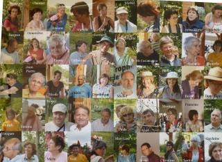 Poster des bénévoles