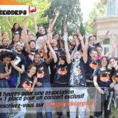 Projet Orange RockCorps